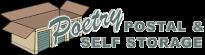 Poetry Postal and Self Storage